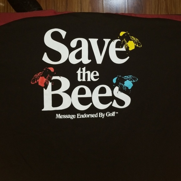 7fc874ccaa7a Golf Wang Save the bees tshirt.